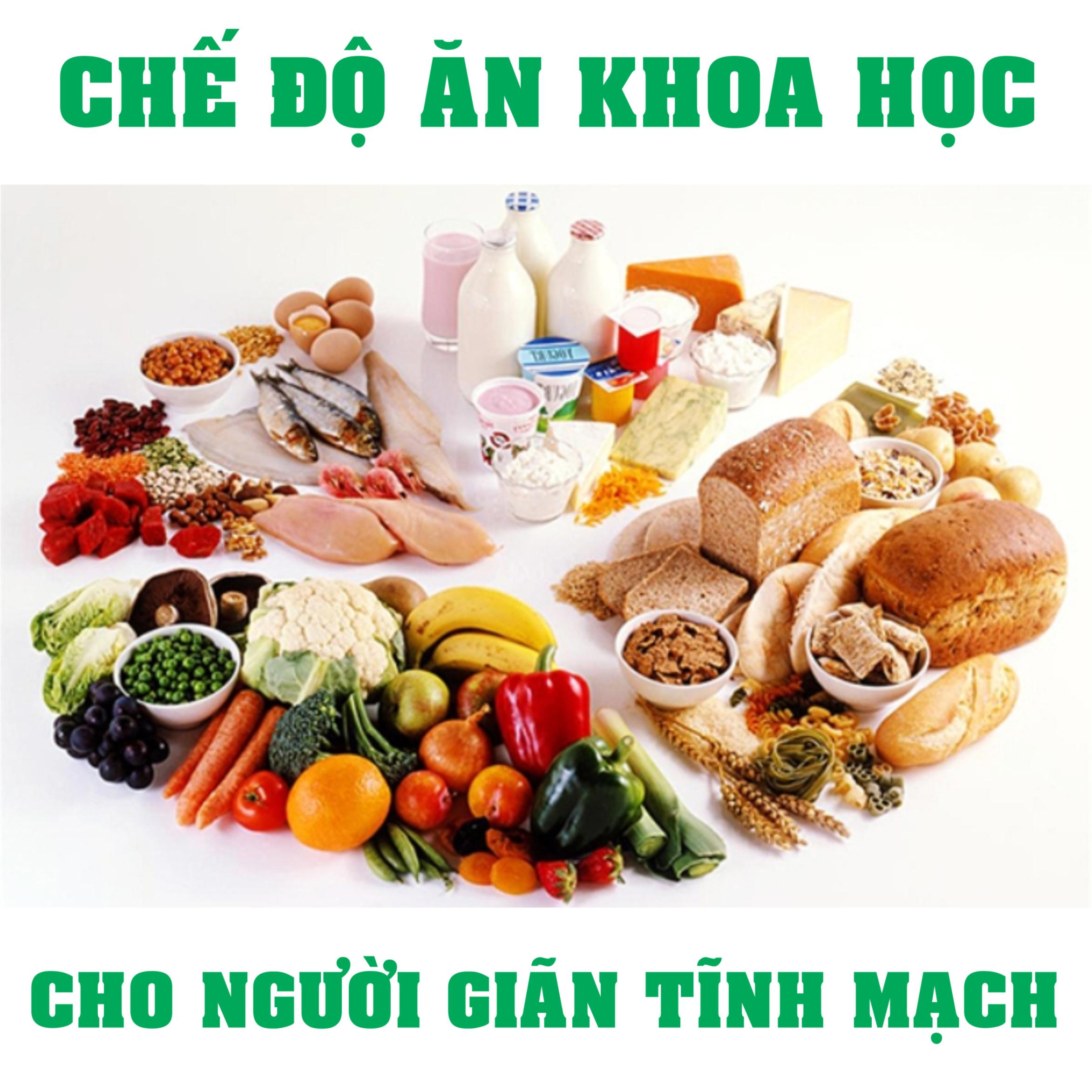 AN CHO NGUOI GIAN TINH MACH